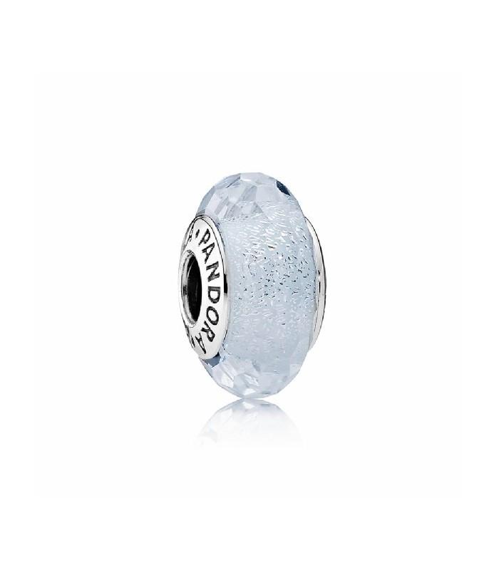 Charm cristal de Murano Menta Glaciar - 791656